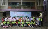 Представляется проект «Банк продуктов питания Foodbank Vietnam»