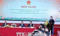 В г.Тханьхоа прошла конференция народных советов провинций северной части Центрального Вьетнама