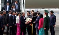 Премьер Вьетнама прибыл в Нью-Дели, начав участие в саммите АСЕАН-Индия