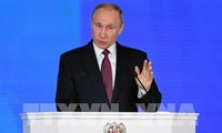 Владимир Путин призвал россиян не уклоняться от голосования на выборах