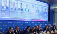Владимир Путин лидирует на выборах президента РФ