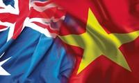 Развитие стратегического партнёрства между Вьетнамом и Австралией