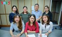 С 7 сентября в эфир радио «Голос Вьетнама» выйдут передачи на корейском языке