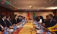 Вьетнам придает важное значение традиционной дружбе и многостороннему сотрудничеству с Эфиопией