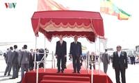 Государственные визиты Чан Дай Куанга в Эфиопию и Египет придают новый импульс развитию двусторонних отношений