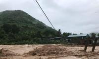 Во Вьетнаме активно ликвидируются последствия дождевых паводков