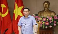 Выонг Динь Хюэ провел заседание по итогам работы по удержанию инфляции за прошедшие 9 месяцев