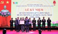 Корпункт радио «Голос Вьетнама» в дельте реки Меконг награжден орденом Труда