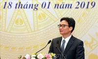 Ву Дык Дам считает профобучение ключевой задачей для развития человеческого капитала страны