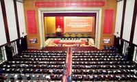 В Ханое прошла всереспубликанская конференция по итогам партийного строительства за 2018 год