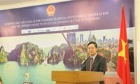 Вьетнам расширяет отношения с Восточным Тимором