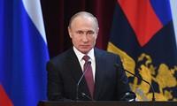 Путин: Россия всегда открыта для работы по борьбе с терроризмом