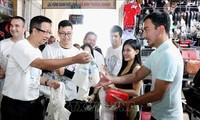 В Хошимине развернута кампания «День очистки окружающей среды от пластиковых отходов»