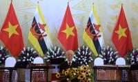 Нгуен Фу Чонг: Вьетнам и Бруней сделали важный шаг в двусторонних отношениях