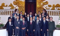 Султан Брунея завершил государственный визит во Вьетнам