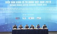 В Ханое стартовал вьетнамский форум по частному сектору экономики 2019