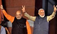 Правящая партия получила большинство в парламенте Индии