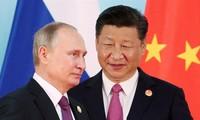 Россия и Китай расширяют стратегическое сотрудничество