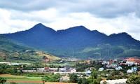 Социально значимые изменения в местности у горы Лангбианг
