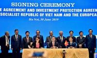 Подписание EVFTA и EVIPA – важный момент в 30-летней истории отношений Вьетнама и ЕС