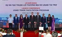 Во Вьетнаме стартует проект «Содействие торговле»