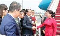 Председатель Нацсобрания Вьетнама Нгуен Тхи Ким Нган прибыла в Пекин