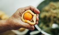 Промысел по приготовлению пирожков «пиа» в провинции Шокчанг