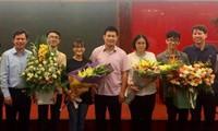 Вьетнамские школьники завоевали медали на Международной олимпиаде по биологии