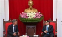 Компартии Вьетнама и Франции наращивают сотрудничество