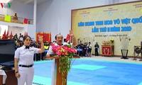 В провинции Биньдинь открылся 2-й международный фестиваль «Квинтэссенция боевых искусств Вьетнама»