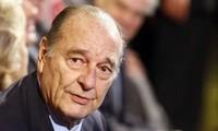 Телеграммы соболезнования в связи с кончиной экс-президента Франции Жака Ширака
