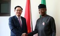 Вьетнам расширяет всестороннее сотрудничество со своим крупнейшим партнёром в Африке