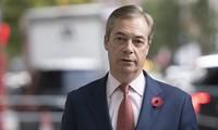 Лидер партии Brexit решил не баллотироваться на выборах в парламент