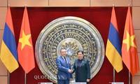 Вьетнам и Армения расширяют сотрудничество