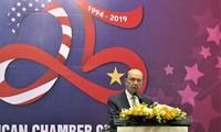 Отмечается 25-летие создания Американской торговой палаты в Ханое