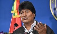 Президент Боливии объявил новые выборы и ушел в отставку