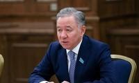 Спикер нижней палаты парламента Казахстана прибыл во Вьетнам с официальным визитом