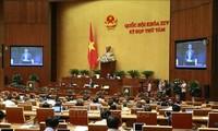 Нацсобрание обсудило выполнение политики и закона о пожарной безопасности в период 2014-2018 гг.