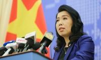 Вьетнам опровергает заявление представителя МИД КНР о суверенитете над островами Чыонгша