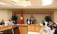 Вице-премьер Выонг Динь Хюэ провёл заседание комитета по реформированию заработной платы