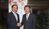 Вьетнам активно участвует в содействии глобальному развитию