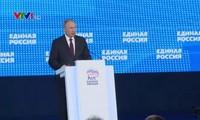 «Единая Россия» дала старт подготовке к выборам в Госдуму 2021 года