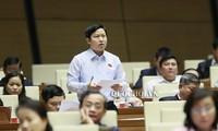 Нацсобрание Вьетнама обсудило изменение Закона о строительстве