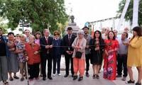 Завершилось обновление парка имени Хо Ши Мина в столице Чили