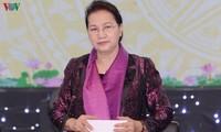 Нгуен Тхи Ким Нган приняла участие в конференции постоянных бюро народных советов