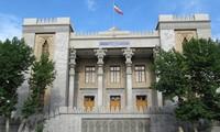 Иран выразил протест США в связи с милитаристскими заявлениями