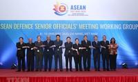 В Дананге открылась конференция рабочей группы военных чиновников АСЕАН