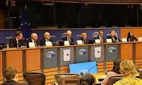 Европейским депутатам предоставлена подробная информация о соглашениях EVFTA и EVIPA