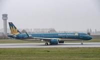 Vietnam Airlines временно приостанавливает свои рейсы из Вьетнама в Россию и на Тайвань