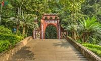 В этом году День поминовения королей Хунгов проводится просто, но в торжественной атмосфере